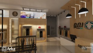 فروشگاه لباس